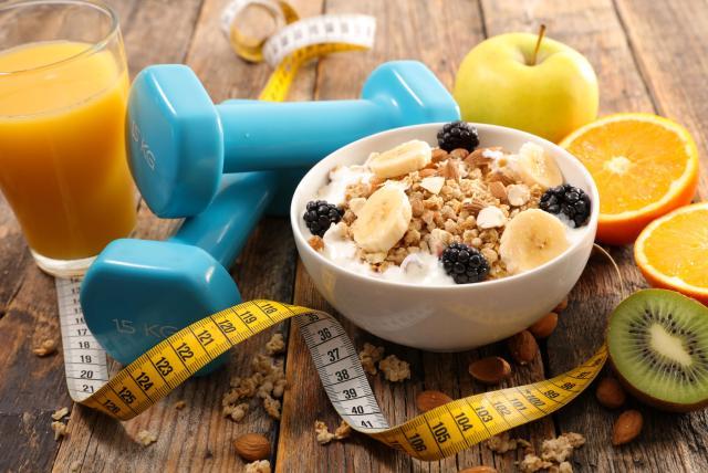 dieta y ejercicio)