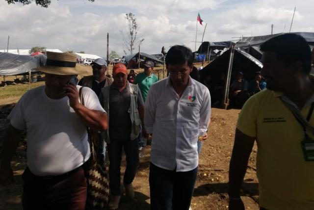 Gobernadores de Nariño y Valle buscan salidas a minga en Cauca - Cali -  Colombia - ELTIEMPO.COM