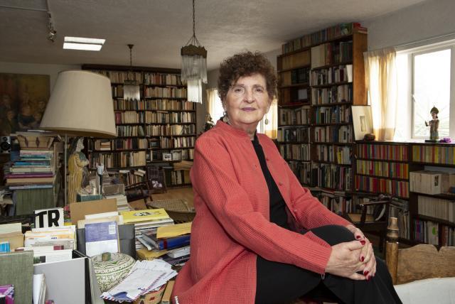 escritora mexicana Margo Glantz - Lecturas Dominicales - ELTIEMPO.COM