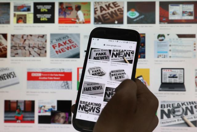"""Resultado de imagen de Fake news"""""""