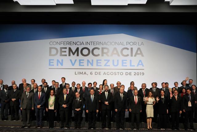Argentina se retira del Grupo de Lima - Latinoamérica - Internacional -  ELTIEMPO.COM