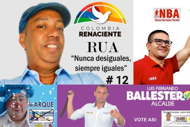 Campañas Curiosas De Las Elecciones 2019 Elecciones Otras