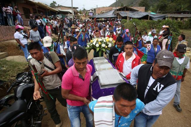 Grupo Armado Ilegal En Cauca Seria Financiado Por Carteles