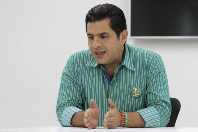 Jorge Iván Ospina, alcalde electo de Cali, comparece ante justicia ...