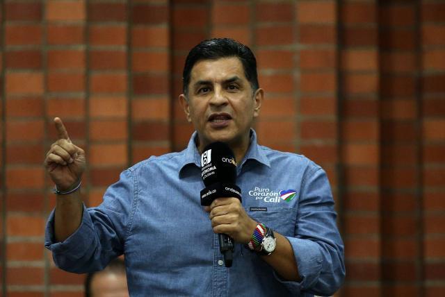 Jorge Iván Ospina, nuevo alcalde de Cali en elecciones 2019 - Cali -  Colombia - ELTIEMPO.COM