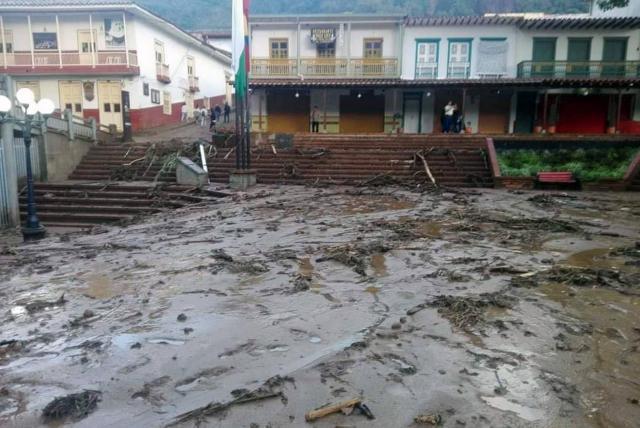 1.000 personas evacuadas por emergencia en Jericó, Antioquia