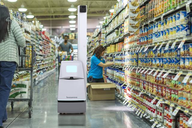 Walmart Aumenta Robots En Sus Almacenes Y Alcanza Las 1 000