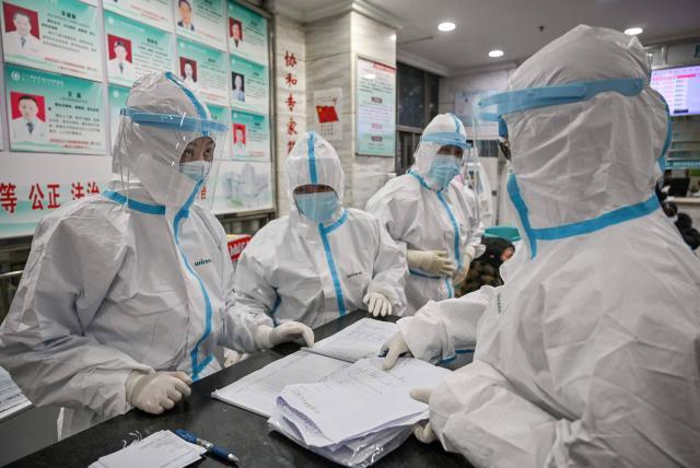 Resultado de imagen para coronavirus china 54 muertos