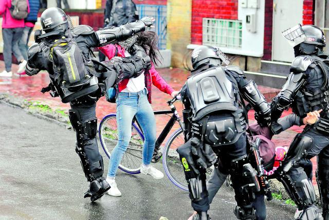 Concejo de Bogotá debate abusos del Esmad durante las movilizaciones -  Bogotá - ELTIEMPO.COM