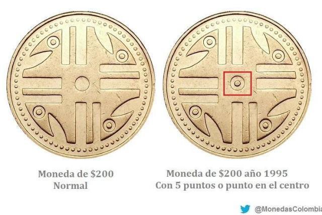 Moneda Especial De 200 Pesos Que Podría