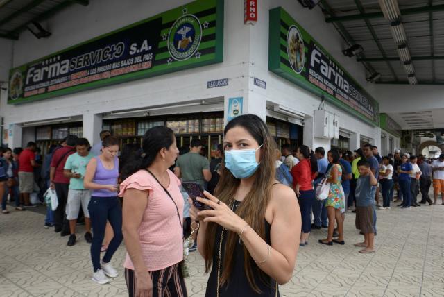 Coronavirus: Drama en Guayaquil por aumento de fallecidos ...