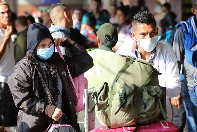 Resultado de imagen para infectados coronavirus colombia