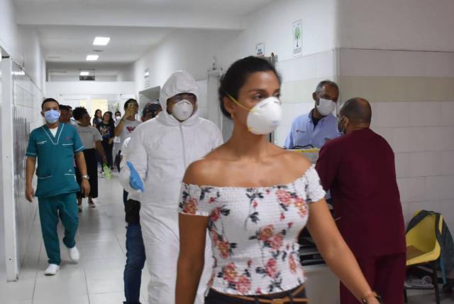 En moteles atenderán a enfermos con coronavirus en Sucre - Otras ...