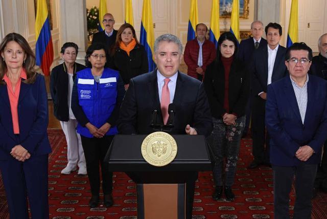 coronavirus: gobernadores y alcaldes respaldan medidas del Gobierno -  Gobierno - Política - ELTIEMPO.COM