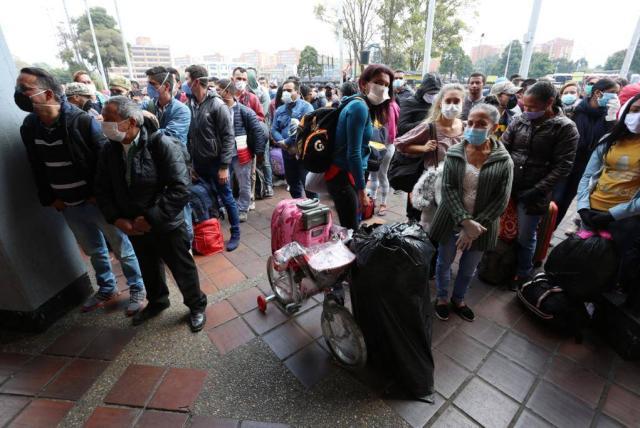 Coronavirus: gente en las calles no respeta la cuarentena - Otras ...