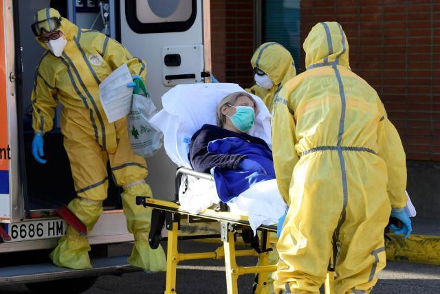 Cifra de contagiados y muertos por coronavirus en el mundo hasta ...