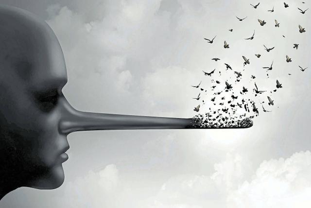 Por qué mentimos? Bases evolutivas y psicológicas de la mentira - Ciencia -  Vida - ELTIEMPO.COM