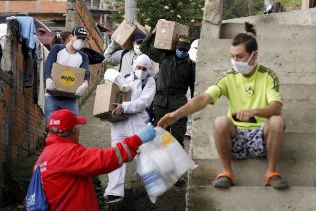 Coronavirus: Claudia López anuncia un segundo y tercer giro de Bogotá  Solidaria - Bogotá - ELTIEMPO.COM