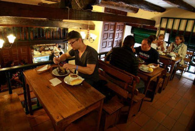 La Puerta Falsa El Restaurante Más Antiguo De Colombia Cierra Sus Puertas Bogotá Eltiempo Com