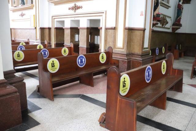 Cómo funcionarán las iglesias en Colombia por el coronavirus ...