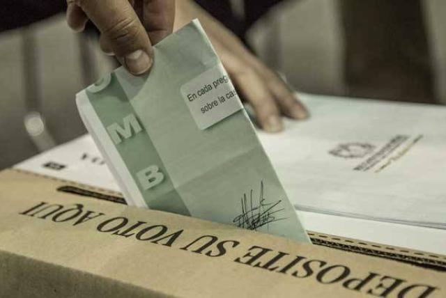 Reforma electoral: Así cambiarían las elecciones en Colombia - Congreso -  Política - ELTIEMPO.COM
