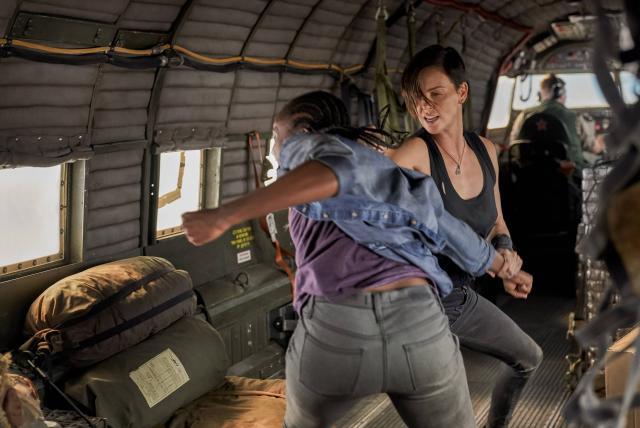 Netflix: The Old Guard es la película de acción más ambiciosa de ...