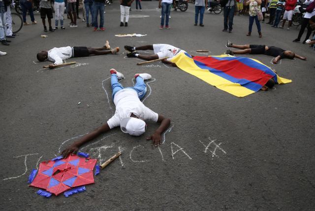 Masacre en Cali: hablan familias tras captura de sospechosos - Cali -  Colombia - ELTIEMPO.COM