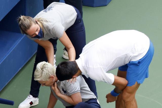 Esto Dice El Us Open Sobre La Descalificacion De Novak Djokovic Tenis Deportes Eltiempo Com