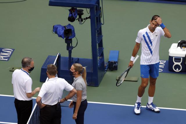 El 2020 De Novakj Djokovic Un Ano Para Olvidar Tenis Deportes Eltiempo Com