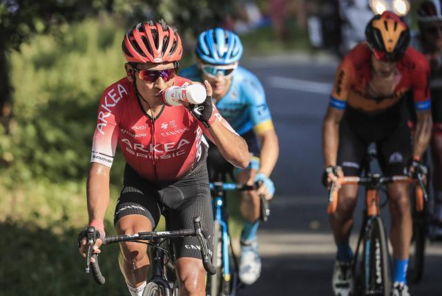 Adelantar Objeción primero  Tour de Francia 2020: reacciones de Nairo Quintana luego de la etapa 11 -  Ciclismo - Deportes - ELTIEMPO.COM