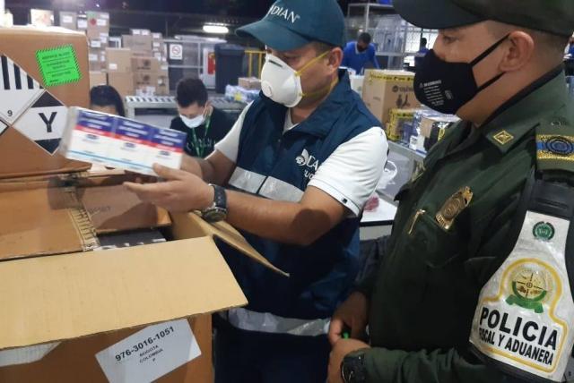 Tráfico internacional de medicamentos para covid -19 - Otras Ciudades -  Colombia - ELTIEMPO.COM