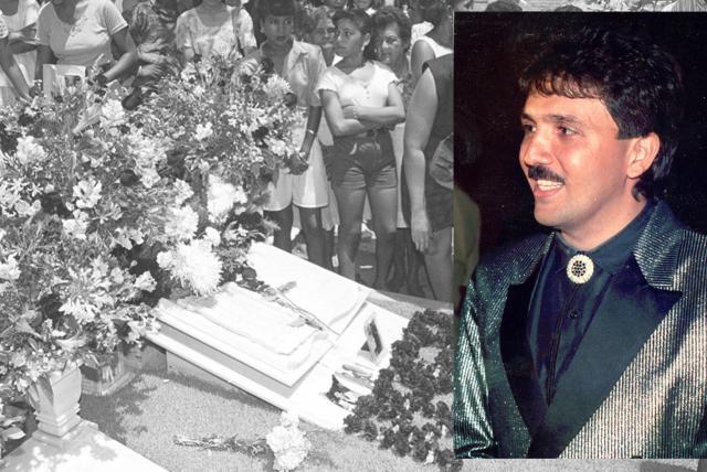 Rafael Orozco: el ídolo vallenato fue asesinado el 11 de junio de 1992 -  Barranquilla - Colombia - ELTIEMPO.COM