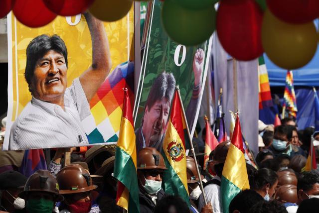"Evo Morales relata su salida de Bolivia: ""La orden era: me mataban o me llevaban a Estados Unidos"""