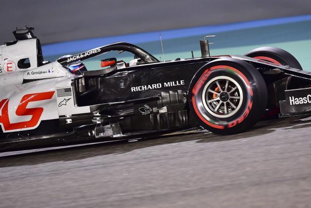 Romain Grosjean Halo El Sistema De Seguridad Que Le Salvó La Vida En La F1 Automovilismo Deportes Eltiempo Com