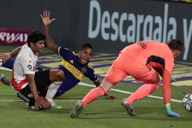 Boca Juniors vs. River Plate. resultado y goles del partido Copa Diego  Armando Maradona - Fútbol Internacional - Deportes - ELTIEMPO.COM