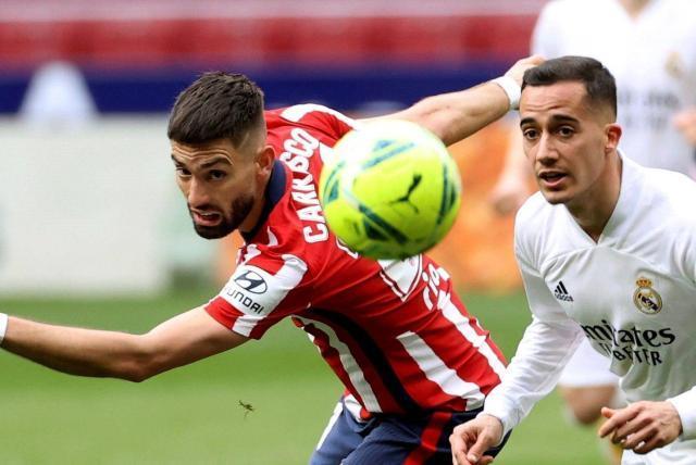 Atlético De Madrid Vs Real Madrid Los Goles Del Partido De La Liga De España Video Fútbol Internacional Deportes Eltiempo Com