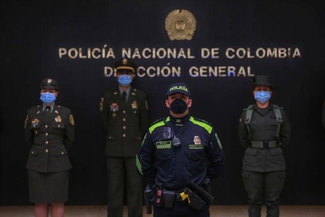 Plan de transformación integral de la Policía Nacional - Delitos - Justicia  - ELTIEMPO.COM