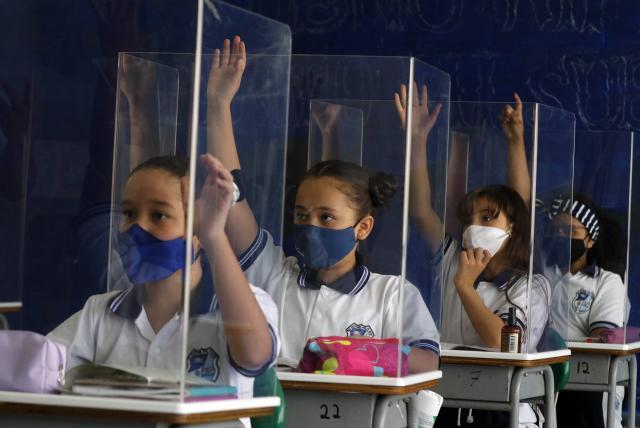 Unesco y Unicef dicen que reapertura de los colegios no puede esperar -  Educación - Vida - ELTIEMPO.COM