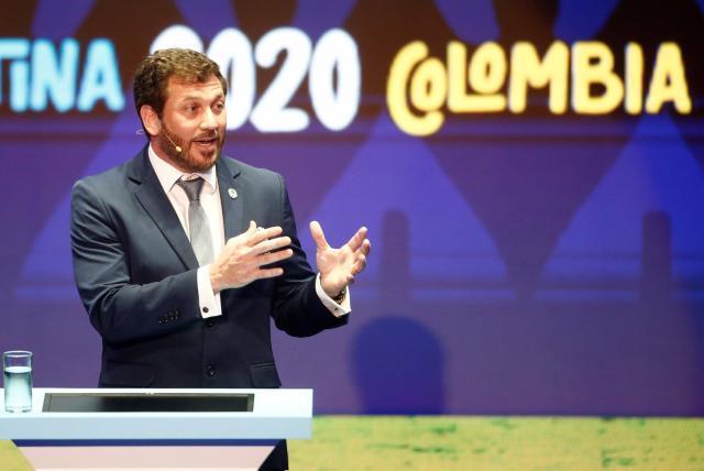 Conmebol buscará que la Copa América se haga toda en Argentina - Fútbol  Internacional - Deportes - ELTIEMPO.COM