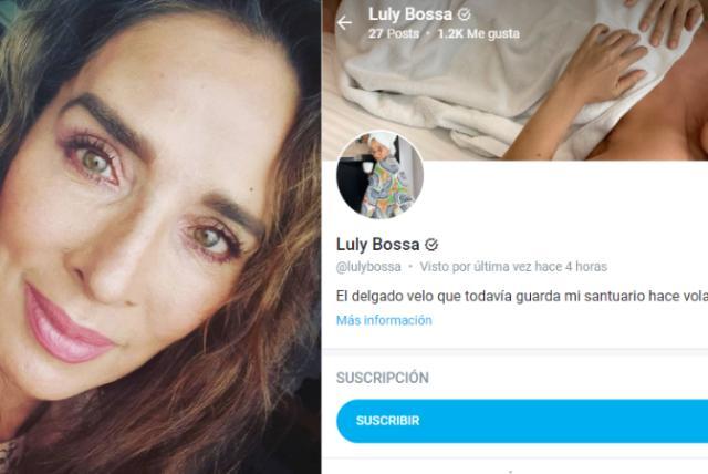 Bossa nackt Luly  Luly Bosa