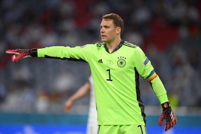 Manuel Neuer luce brazalete de diversidad sexual en la Eurocopa - Fútbol  Internacional - Deportes - ELTIEMPO.COM