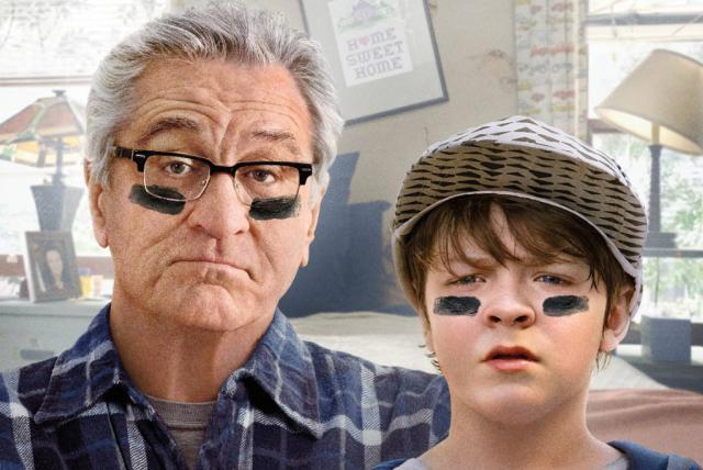 La Decadencia De Robert De Niro Con En Guerra Con Mi Abuelo Cine Y Tv Cultura Eltiempo Com