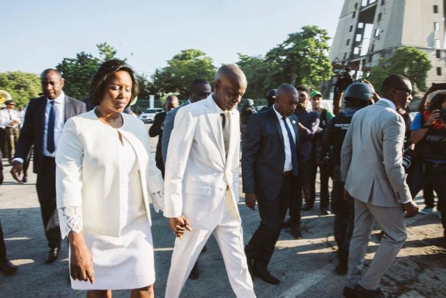 La viuda de Moïse dice que considera postularse a la presidencia de Haití -  Latinoamérica - Internacional - ELTIEMPO.COM