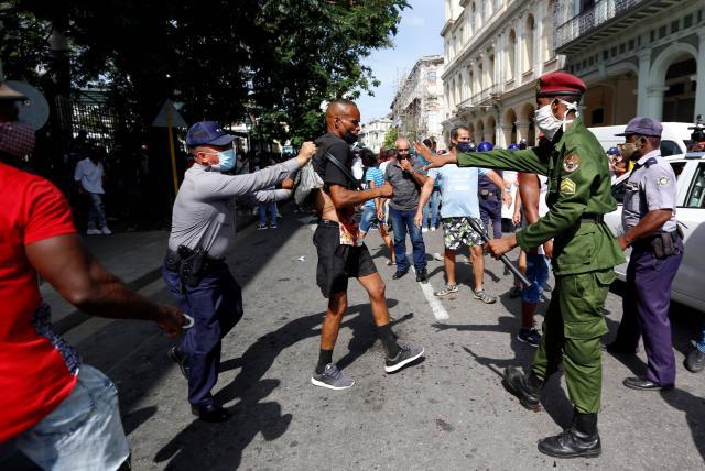 Puntos claves para entender el por qué de la protesta en Cuba -  Latinoamérica - Internacional - ELTIEMPO.COM