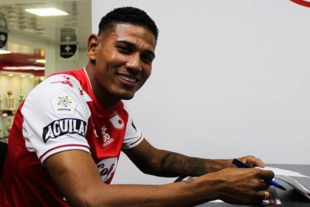 Alex Mejía se vestirá de rojo capitalino por seis meses - Fútbol Colombiano - Deportes - ELTIEMPO.COM