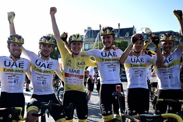 Tadej Pogacar: baja marca vigente 107 años en el Tour de Francia - Ciclismo  - Deportes - ELTIEMPO.COM
