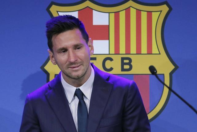Lionel Messi se despide de la afición del Barcelona en Instagram - Fútbol  Internacional - Deportes - ELTIEMPO.COM
