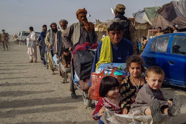 Covid-19 en Afganistan: ¿cómo está la situación tras ascenso de talibanes?  - Asia - Internacional - ELTIEMPO.COM
