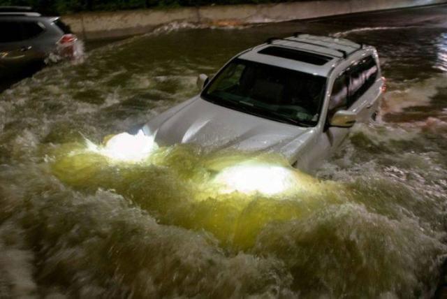 Nueva York en estado de emergencia por tormentas e inundaciones - EEUU -  Internacional - ELTIEMPO.COM