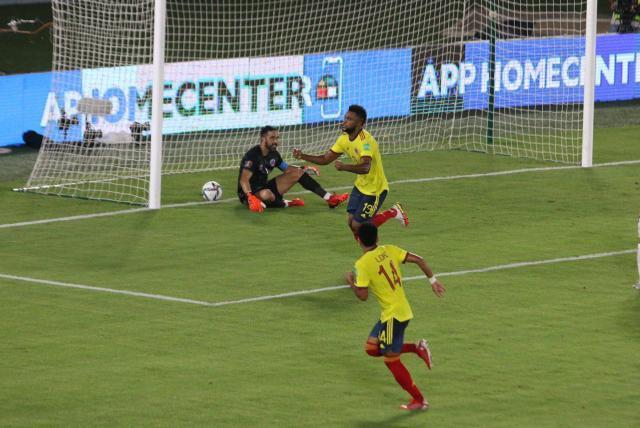Colombia vs. Chile en vivo: siga las eliminatorias Catar 2022 en directo -  Fútbol Internacional - Deportes - ELTIEMPO.COM